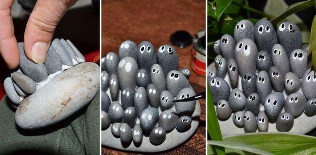 Genial \ günstig! So einfach kannst du Gartendeko selber machen - gartendekoration selber basteln
