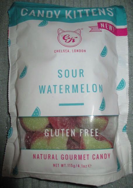 Foodstuff Finds Candy Kittens Sour Watermelon Candykittens Uk By Spectreuk Gourmet Candy Watermelon Candy