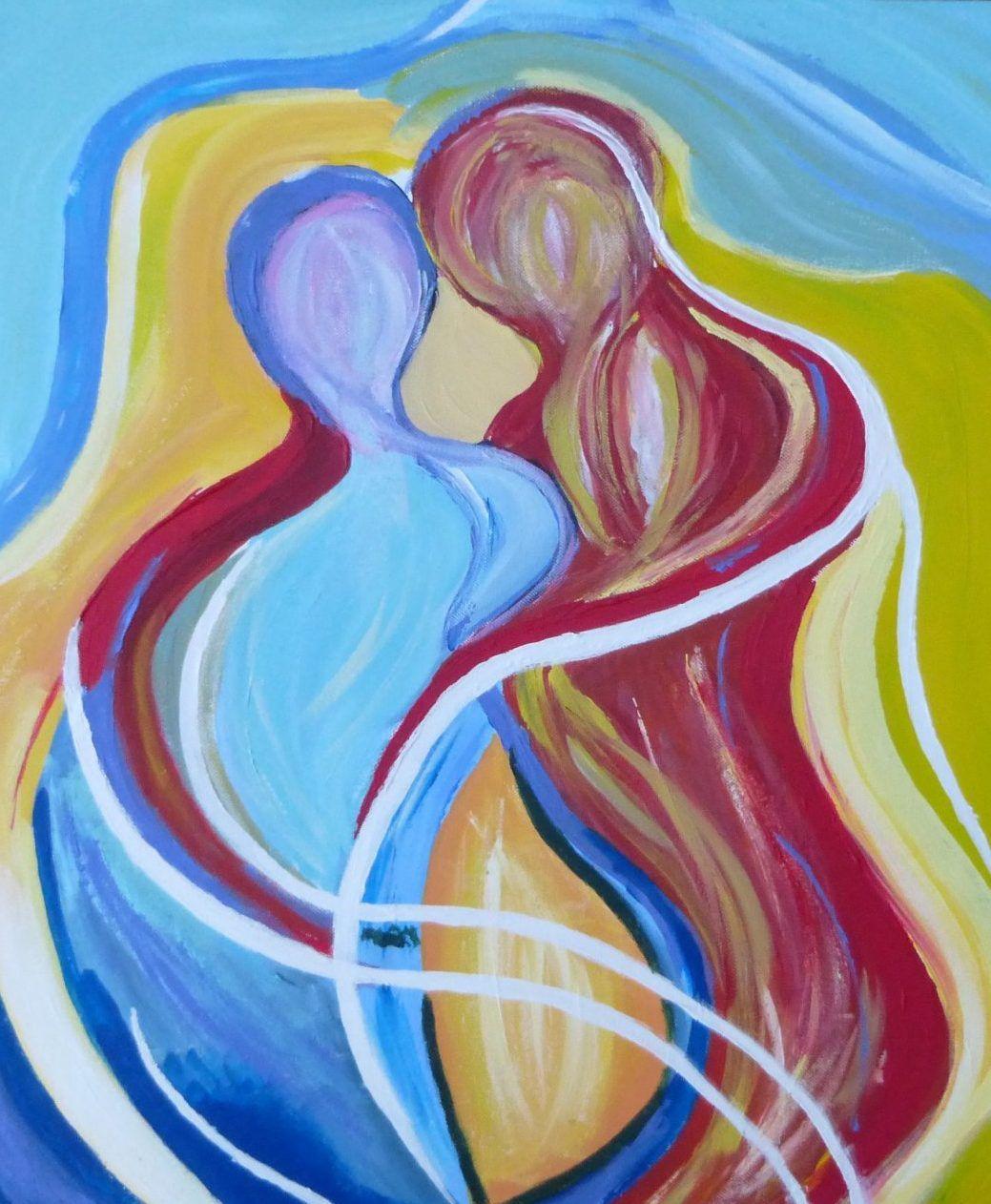 moderne kunst schilderijen abstract