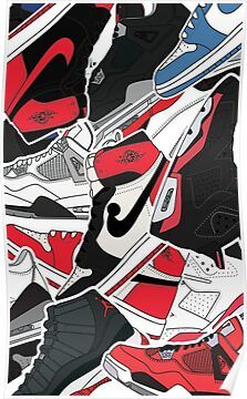 abstrat shoes off case poster nike wallpaper shoes wallpaper jordan logo wallpaper pinterest