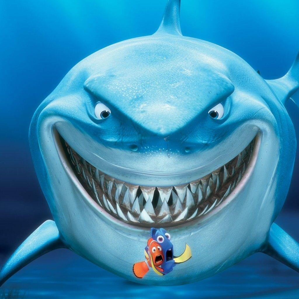 Fish Finding Nemo iPad Wallpapers Nemo movie, Finding