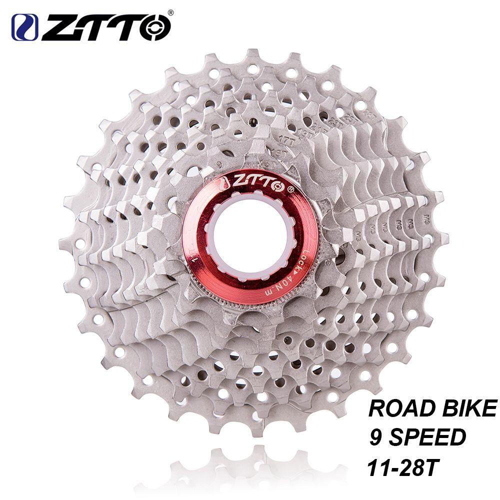 9 Speed 11T-28T Road Bike Cassette 9s Mountain MTB Bike Cycling Freewheels New