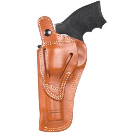Holster fits Smith /& Wesson 4-inch L Frame Left Hand
