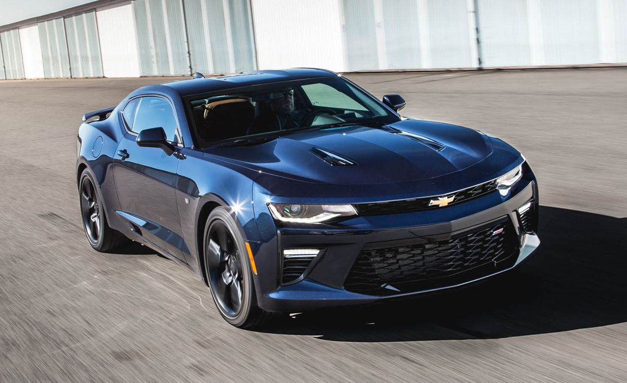 Long term in a 2016 chevrolet camaro ss