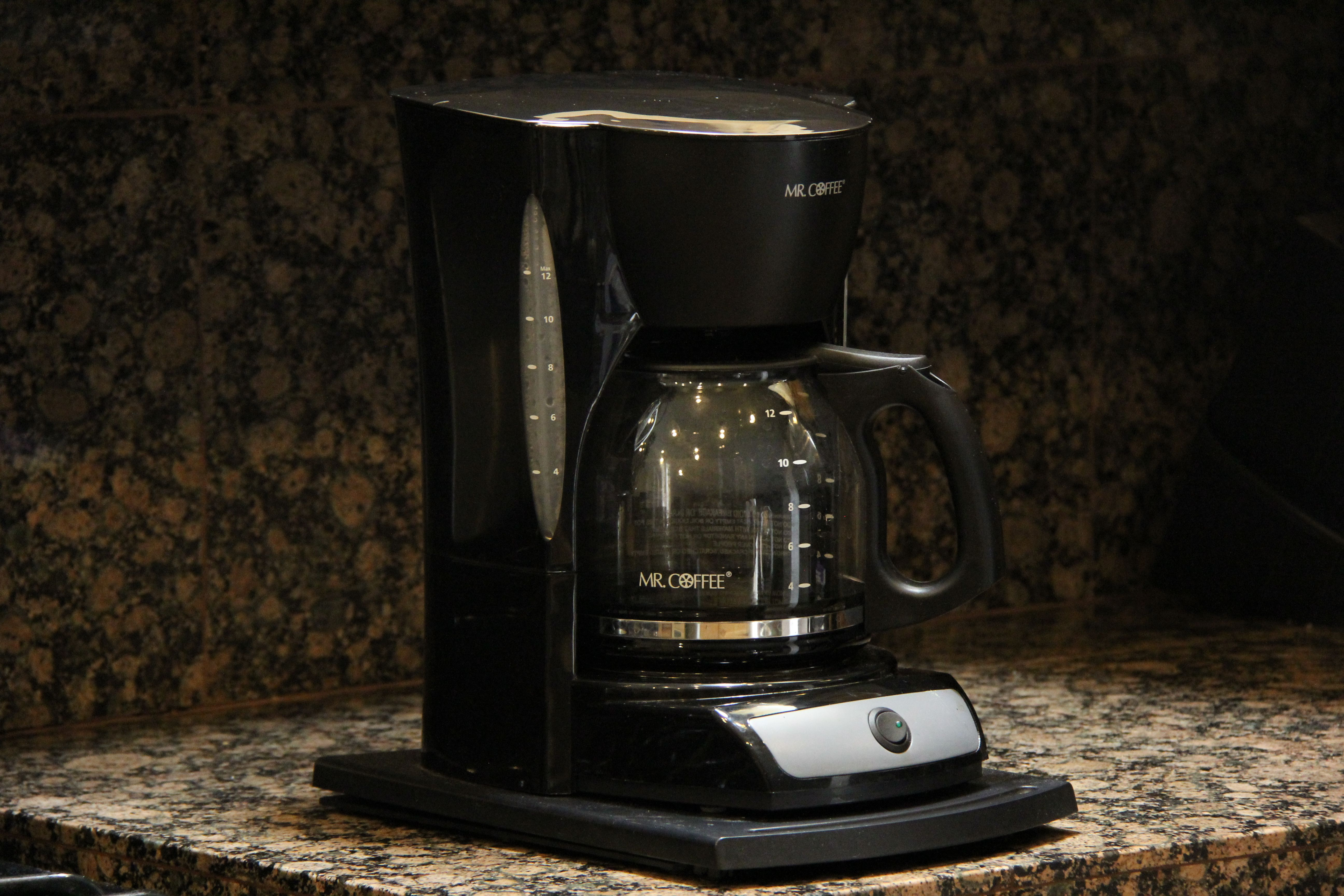 How to reduce mineral buildup in fountains coffee maker