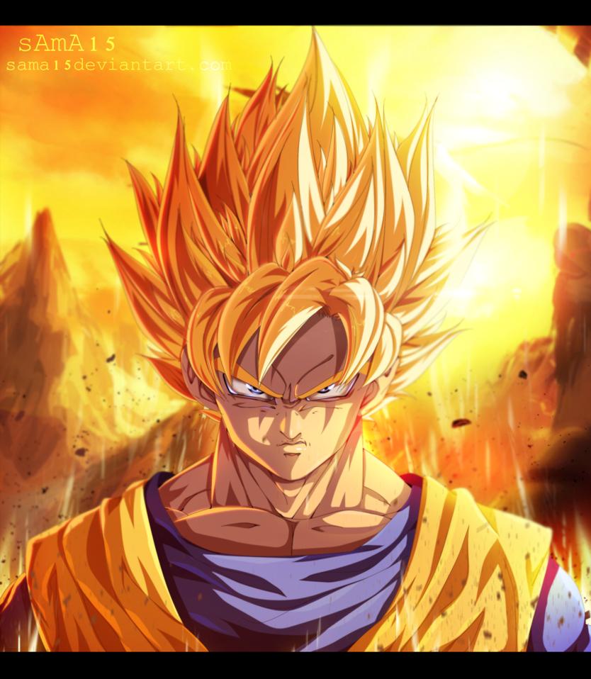 Goku Super Saiyan Dragon Ball Goku Anime Dragon Ball Dragon Ball Z