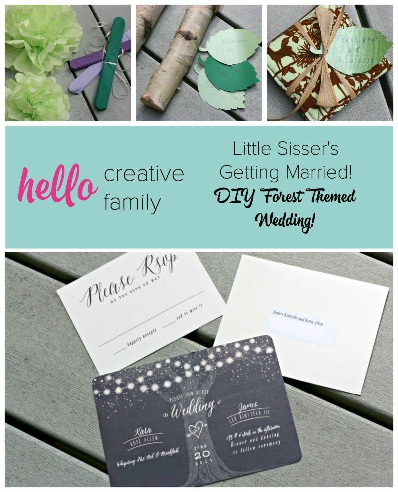 20+ Cricut Wedding Invitations Diy Cricut wedding