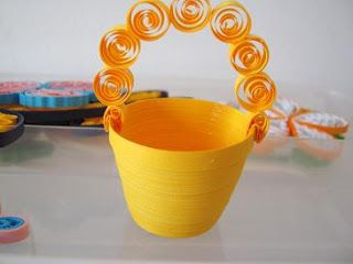 Крючки и шнурки: 3D бумаги квиллинг