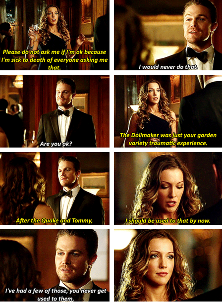 Arrow - Laurel & Oliver #Season2 #2 4 | Arrow ♡ | Flash