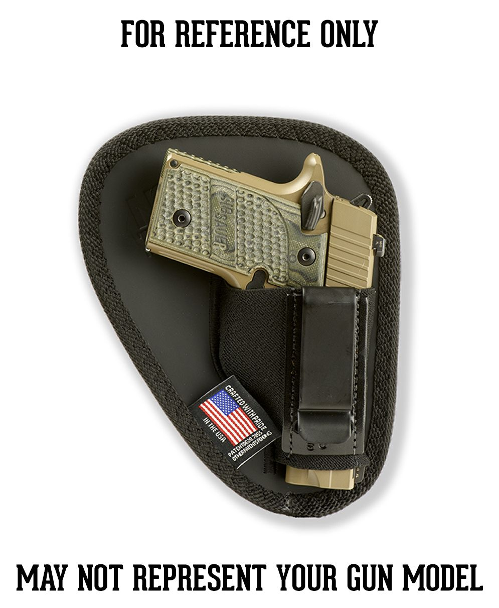 Original iwb holster concealed carry holsters