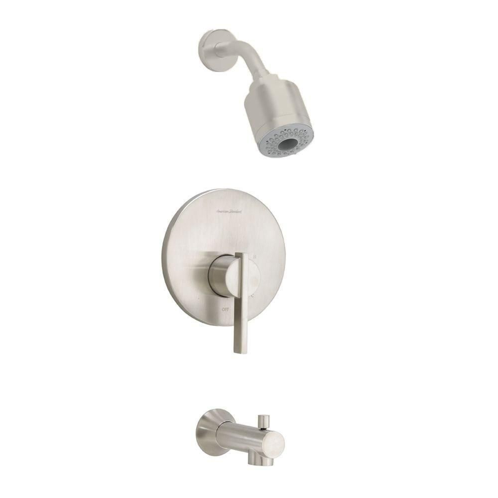 American Standard Berwick 1 Handle Tub And Shower Faucet Trim Kit