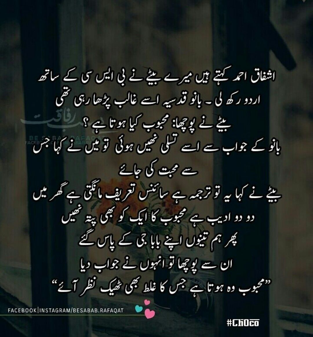 Ashfaq Ahmad (With images) | Bano qudsia quotes, Thoughts ...