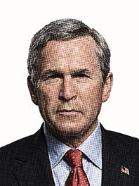 George W Bush Invisible Children Famous George