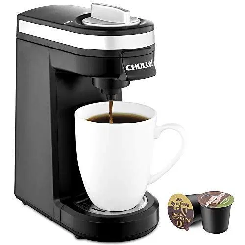 Personal Coffee Brewer Machine For Single Cup Pods Reusable