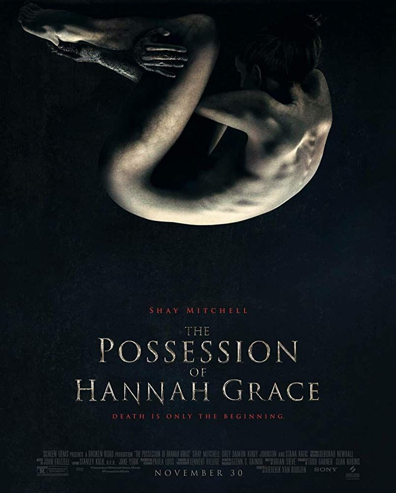 The Possession Of Hannah Grace 2018 Trailer Horor Film