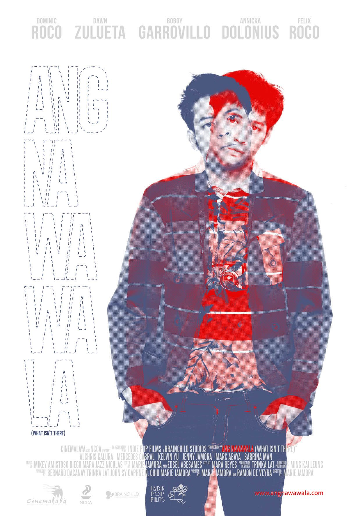 Ang Nawawala A Marie Jamora feature film Indie films