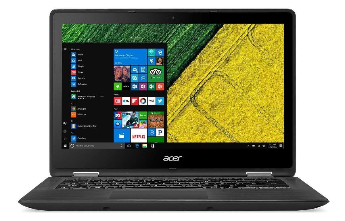 4379363bc07 Bon plan du dimanche   100€ de réduction sur le PC Portable 2-en-1 Acer  Spin 5. (Planet-Wifi)
