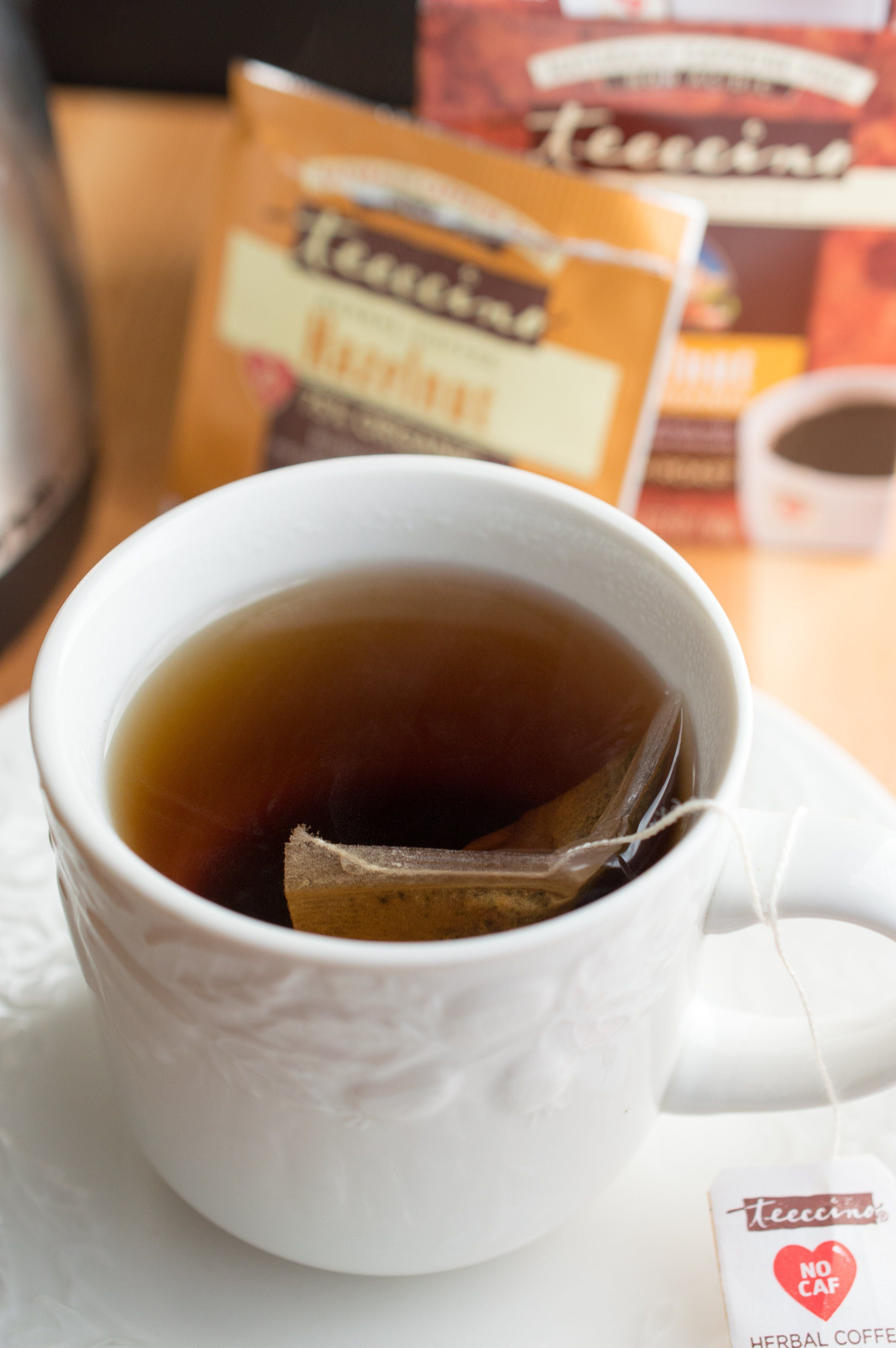 Kick your caffeine habit with these 4 coffee substitutes