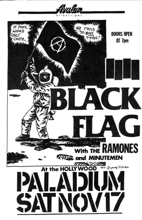 Flyer High In 2020 Punk Poster Black Flag Band Music Concert Posters