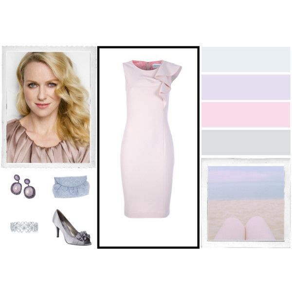"""""""Light Summer Outfit #1"""" by yourbestcolors on Polyvore"""