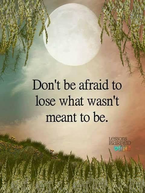 #Quotes #Afraid #Lose