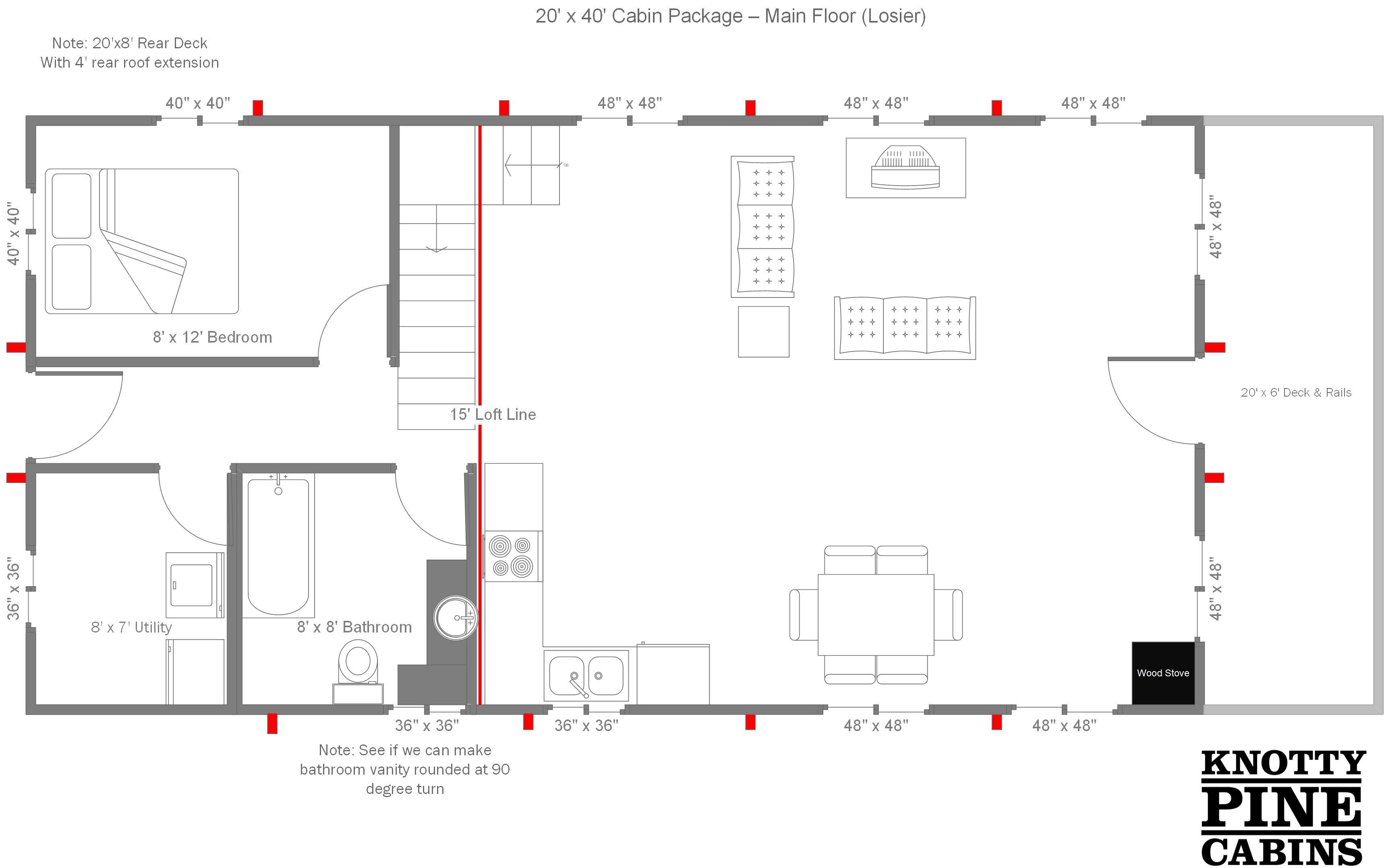 Floor Plans Alberta Cabin Packages Floor Plans Prefabricated Cabins Log Cabin Homes