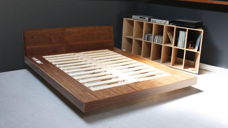 Build A Bed Platform Part - 18: DIY Build Platform Bed Frame With Drawers Download Work Bench .
