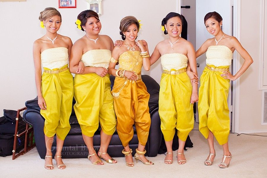 Khmer Dress For Wedding Dresses Ladies Gown Traditional Dresses