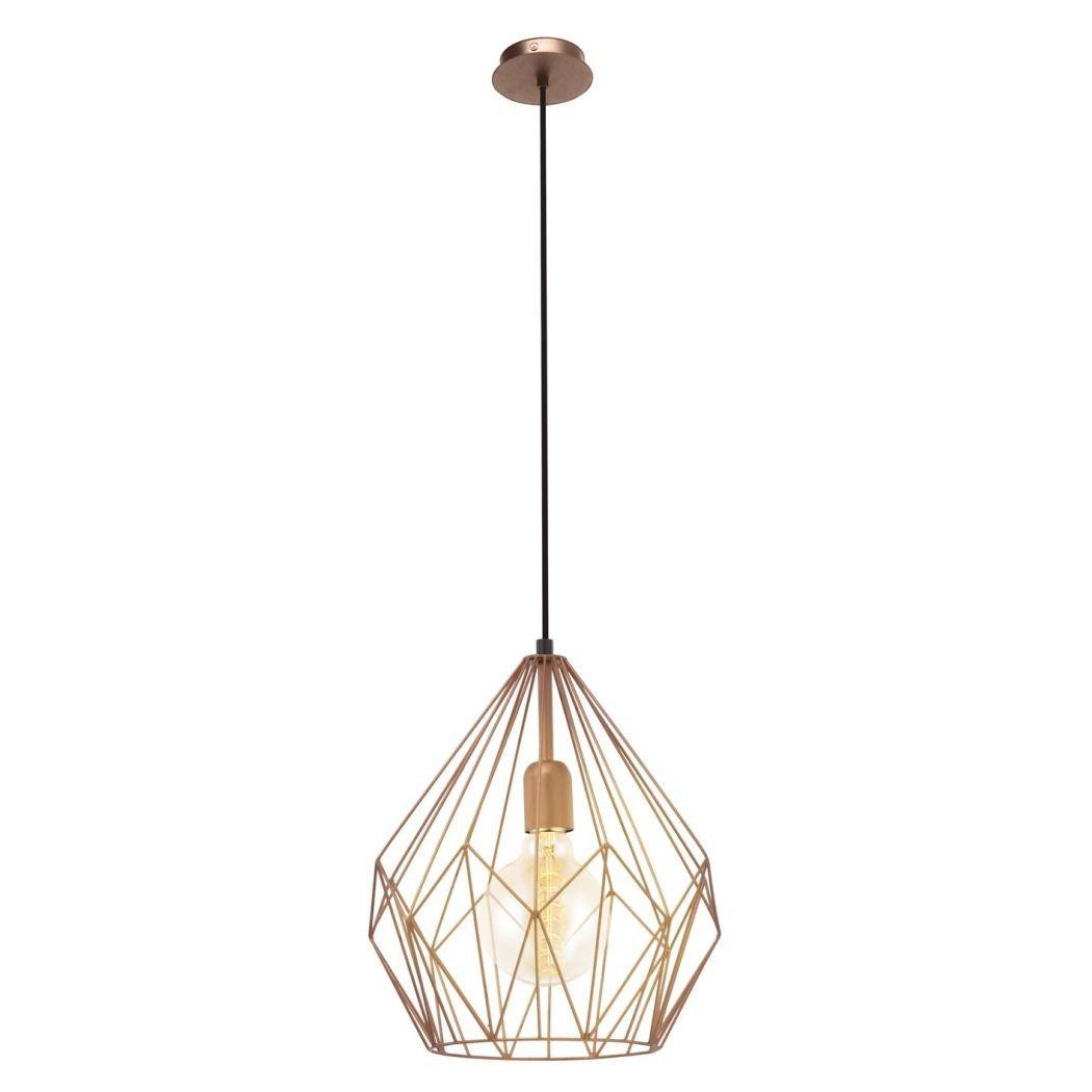Eglo wire vintage ceiling light copper ceiling lights and vintage