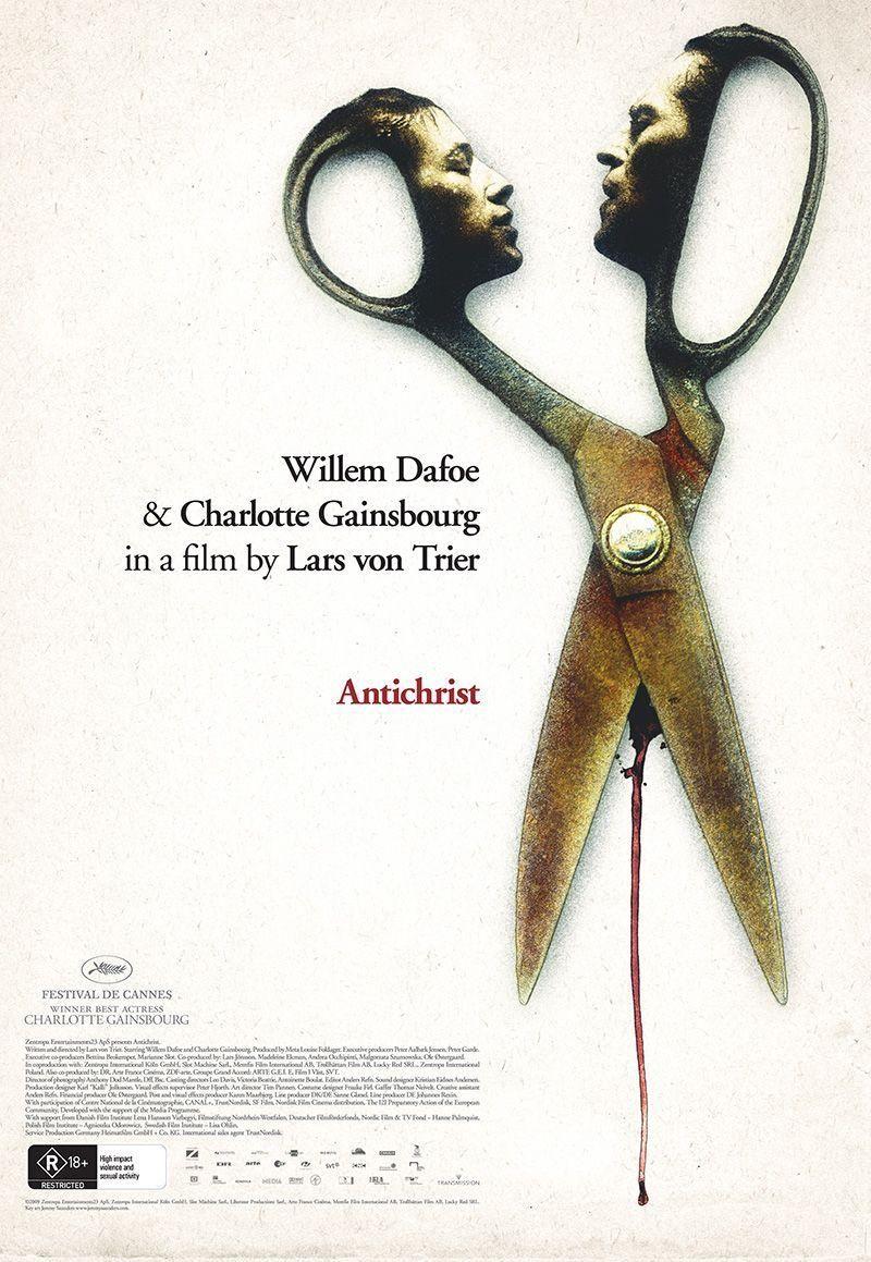 Seccion Visual De Anticristo Filmaffinity Best Movie Posters Horror Movie Posters Lars Von Trier