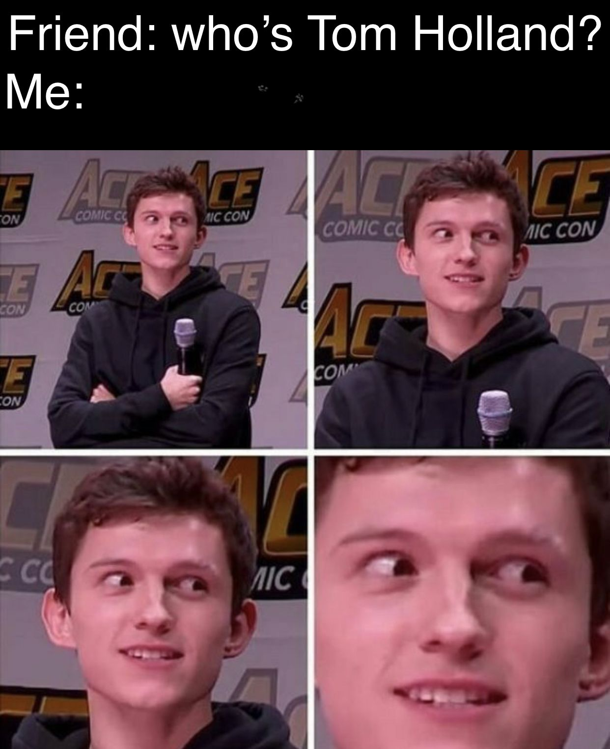 Pin by callie on Funny memes   Tom holland spiderman, Tom holland ...