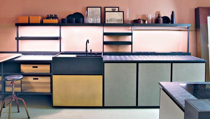 Auguri Boffi 80 Anni Di Design Interni Della Cucina Progetti Di Cucine Cucine Bellissime