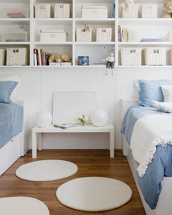 Cubos para decoracion buscar con google habitaciones for Habitaciones con dos camas
