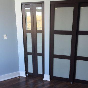Baldarassario panel mdf bi fold interior door interior door erias home designs baldarassario wood 2 panel painted bi fold interior door reviews planetlyrics Gallery