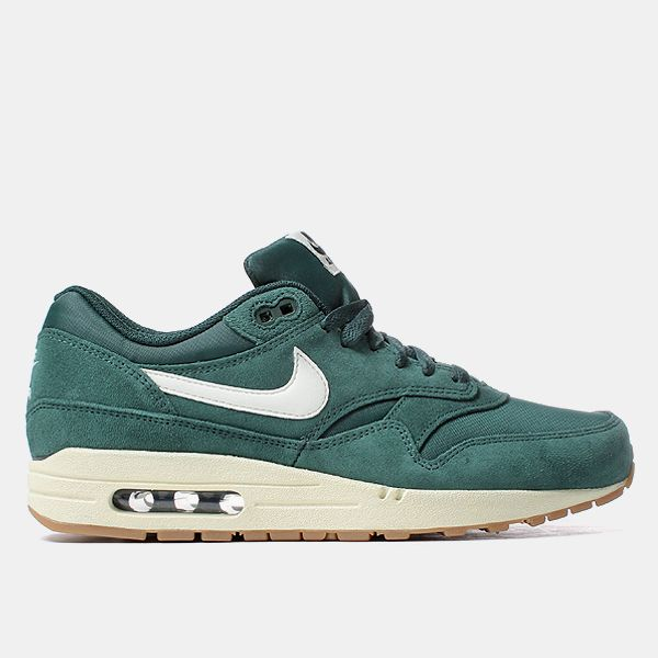 best authentic 91a89 573bd Nike Air Max 1 Essential Shoes - Pro Green sail