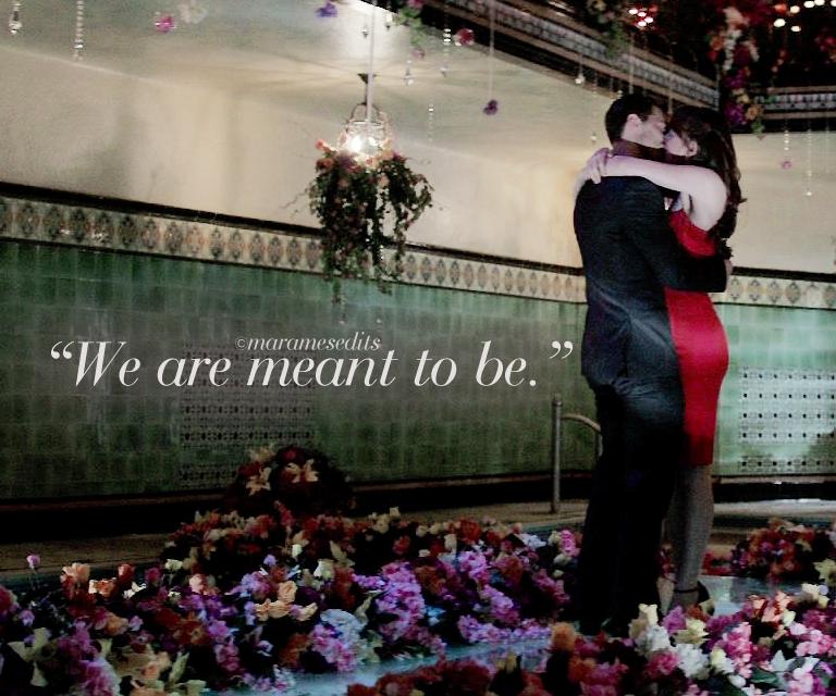 Anastasia Steele. I love you. I want to love, cherish, and protect ...