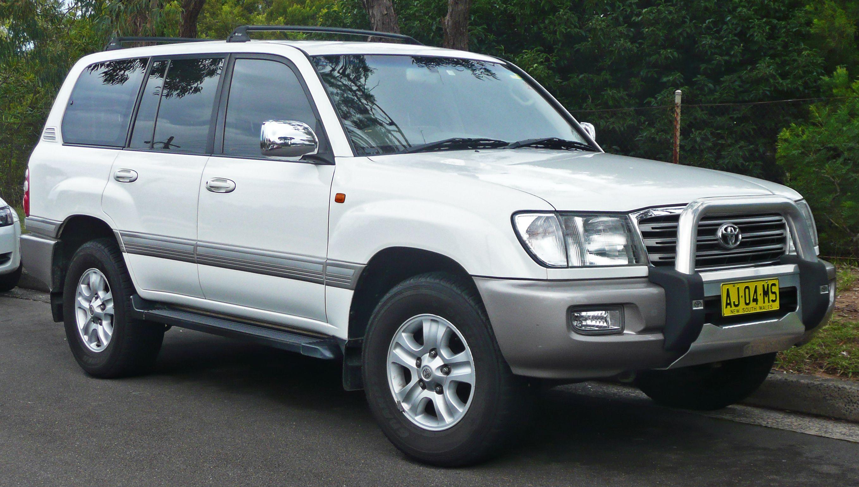 2002 2005 toyota land cruiser uzj100r sahara 01 jpg 2716 1540 rh pinterest com Toyota Land Cruiser 80 Lifted Toyota Land Cruiser Truck