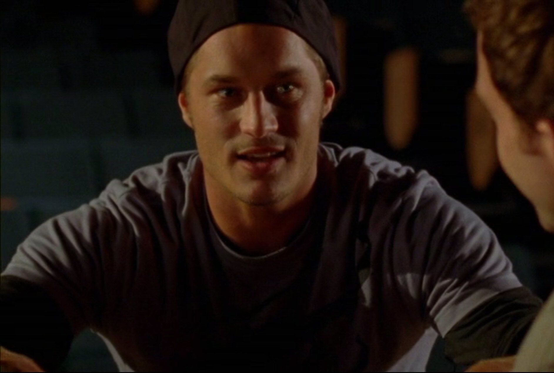 From the movie Ivory (2010 Travis Fimmel as 'Jake