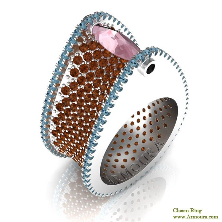 Chasm ring wwwArmouracom Armouracom Jewelry Contemporary