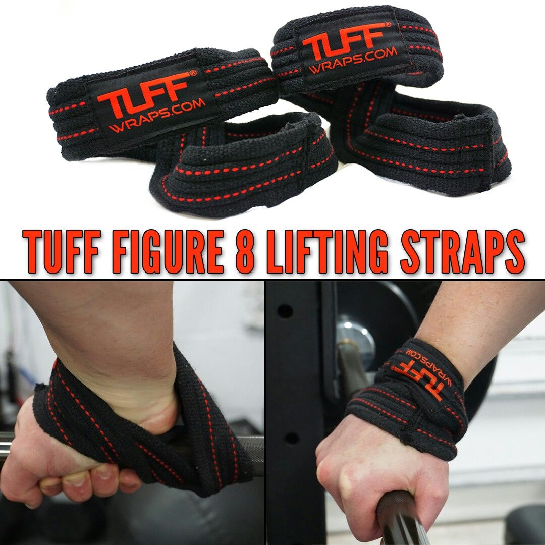 1564b786bc8 TuffWraps Summer Fun Wrist Wraps Used For CrossFit® Oly Weightlifting