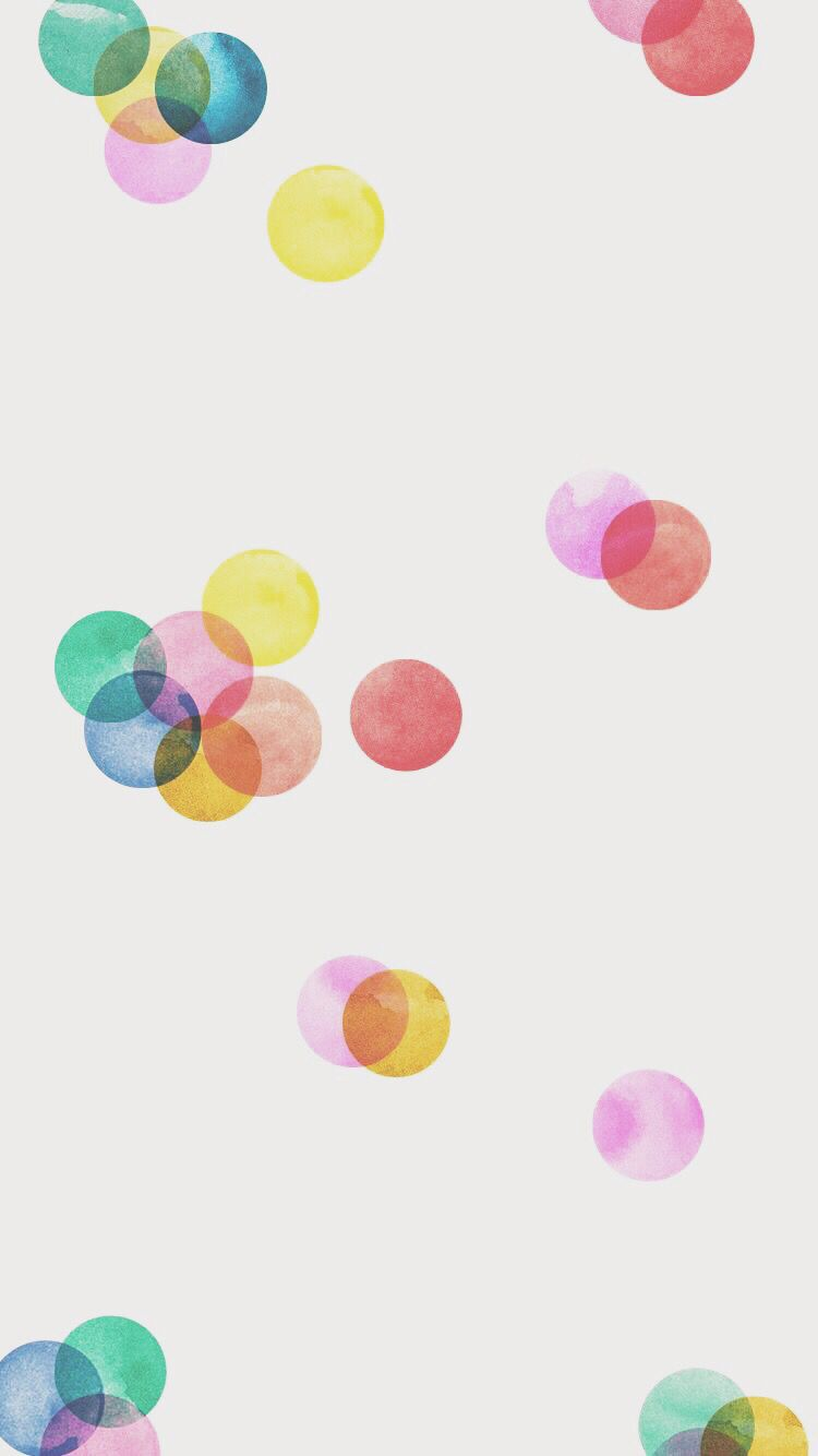 2018 年の「colour dots | 壁紙」 | pinterest | wallpaper、iphone
