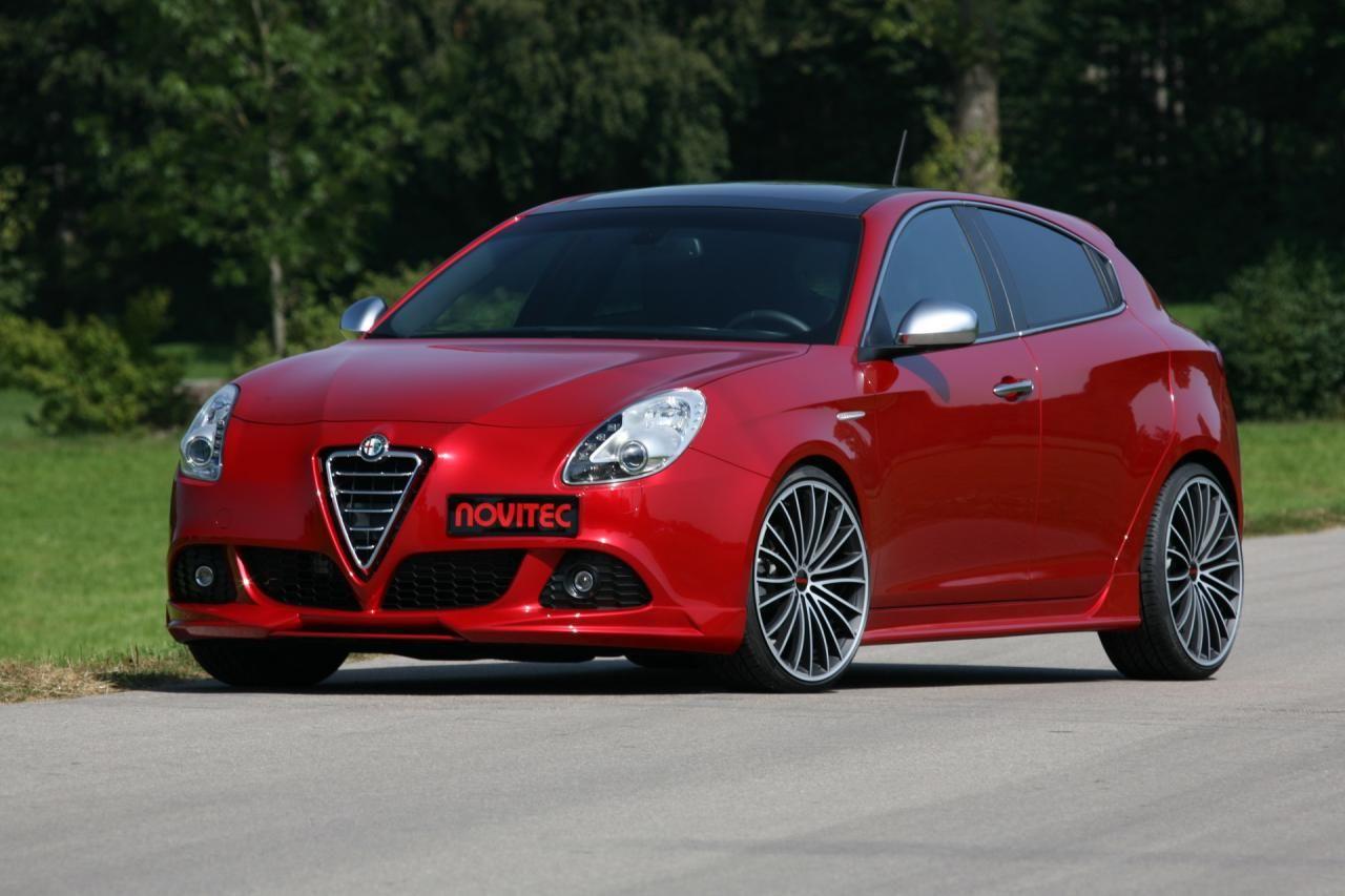 2011 Novitec Alfa Romeo Giulietta Alfa Romeo Alfa Giulietta