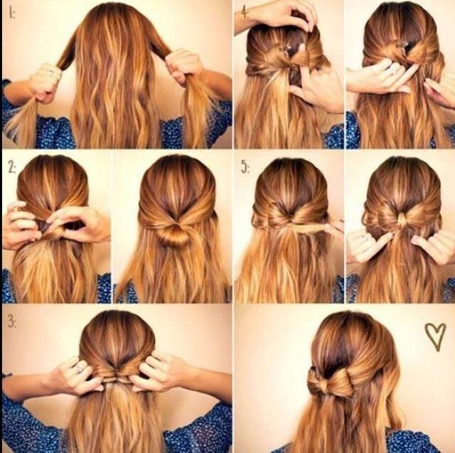 Hair Hacks On Diy Hairstyles Hair Styles Hair