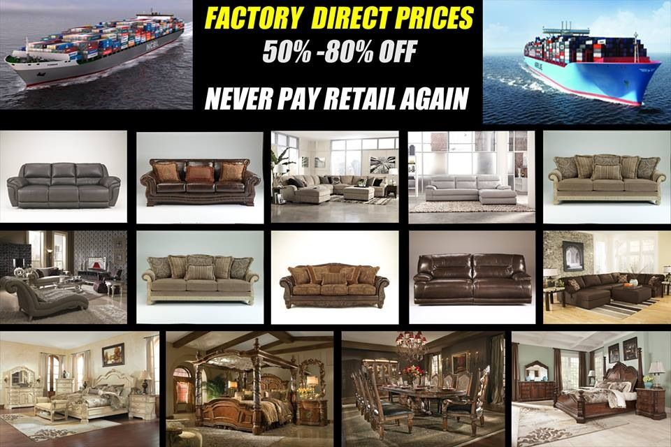Never pay retail again (With images) Retail, Furniture