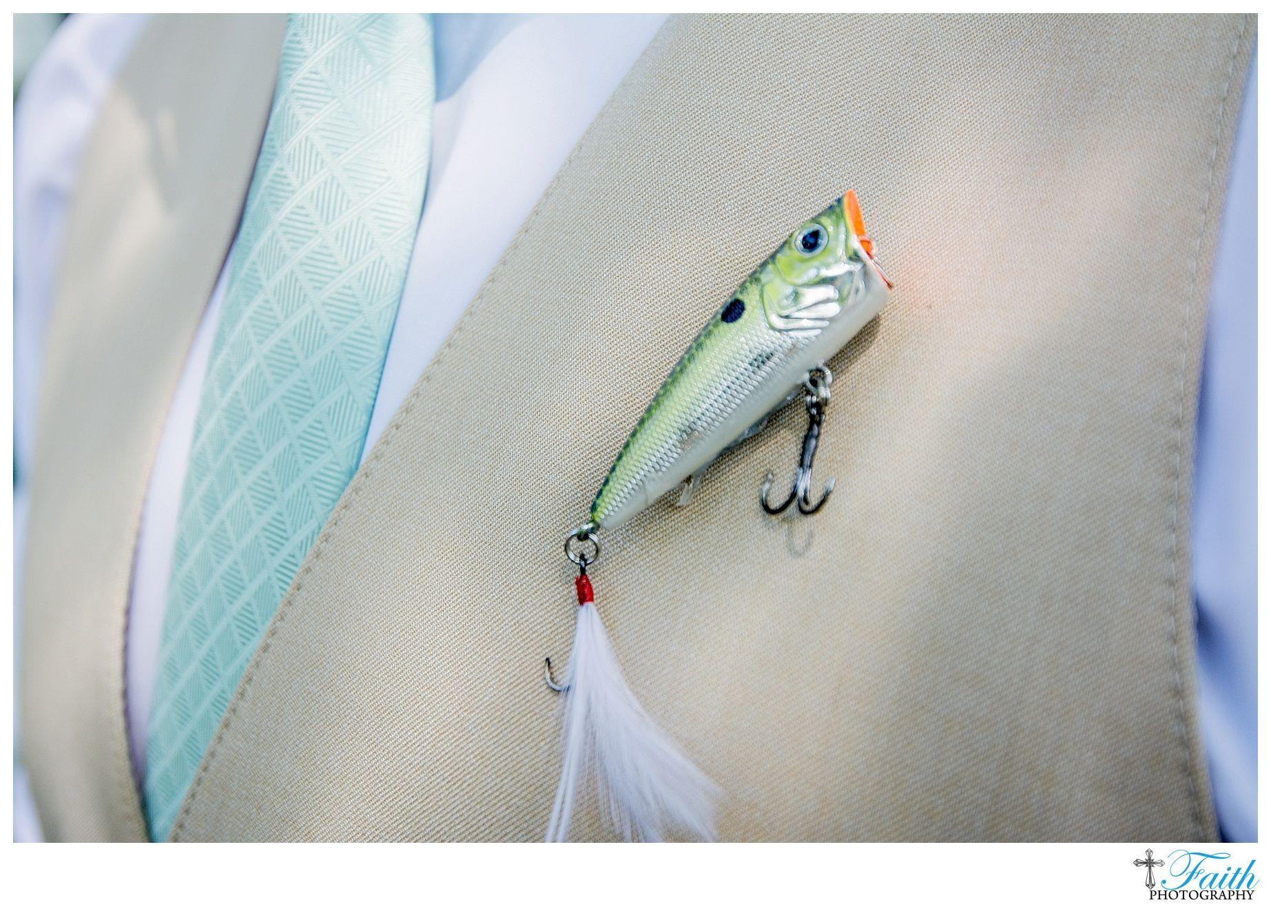 Amazing Fishing Wedding Favors Composition - Wedding Dress ...