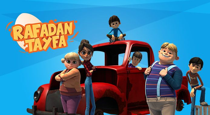 Rafadan Tayfa Cizgi Film Film Disney Karakterleri