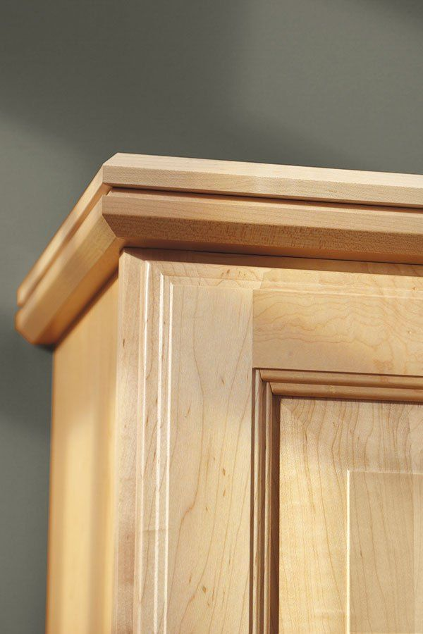 Crown Moulding For Kitchen Cabinets in 2020 | Kitchen ...