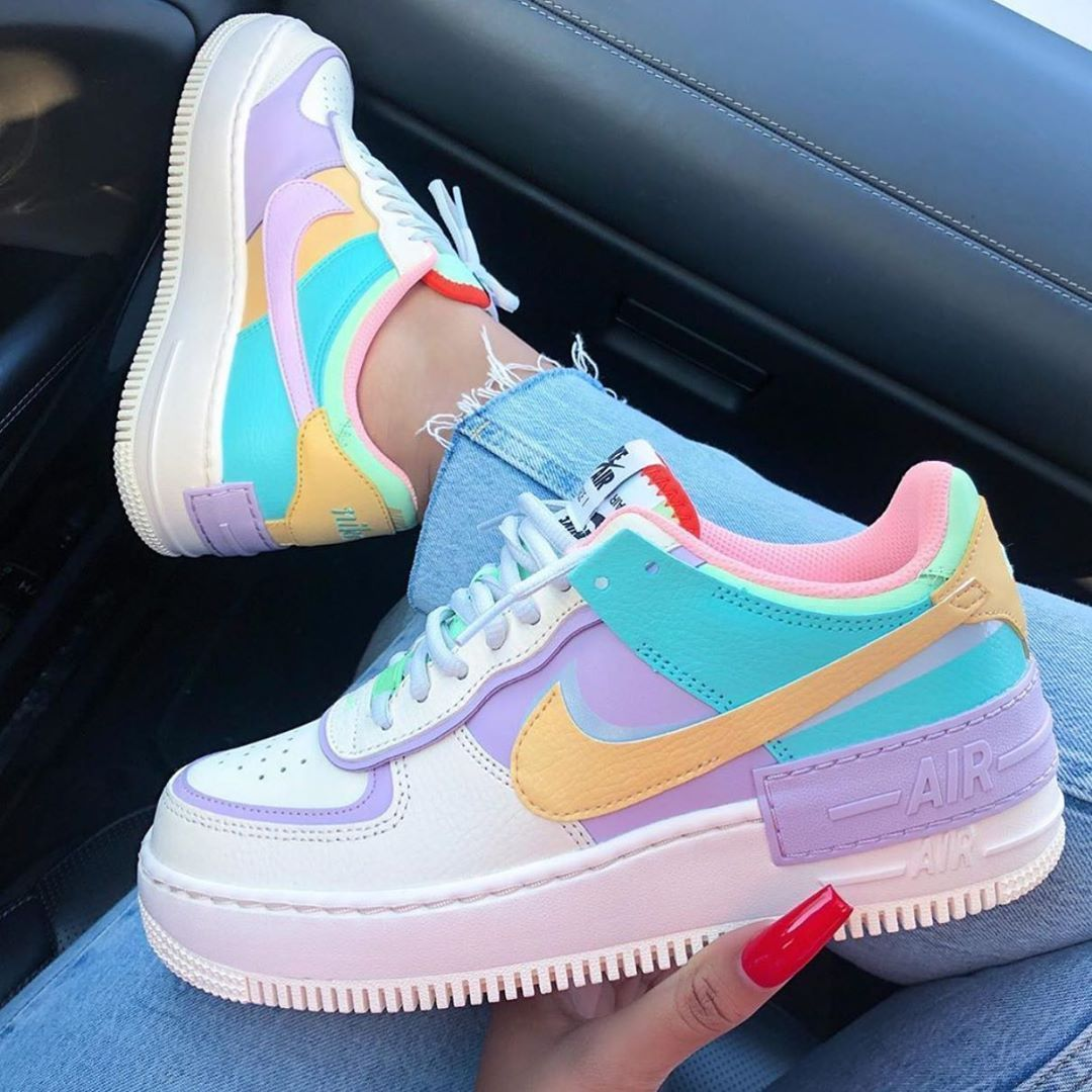 Nike Air Force 1 Colours in 2020
