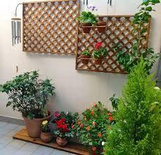 jardin pequeo en casa