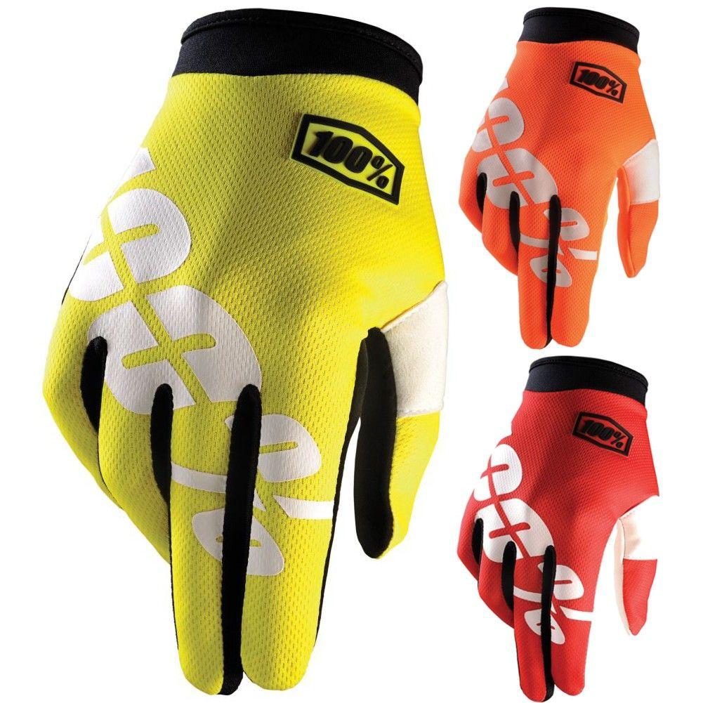 100 I Track Mens Motocross Gloves Motocross Gloves Motocross Motocross Gear
